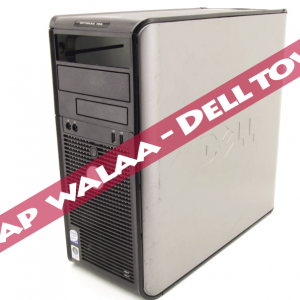 scrap wala dell tower