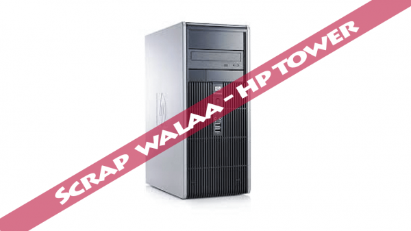 scrap wala hp tower