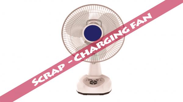 charging fans