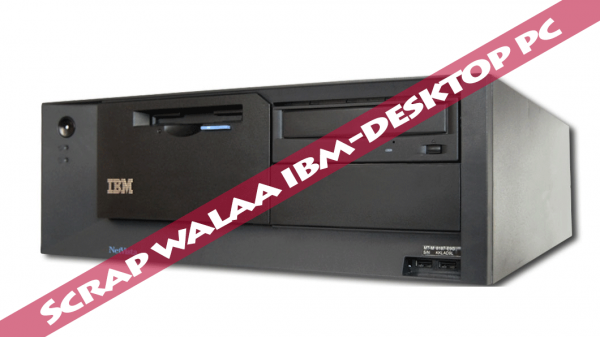 ibm desktop pc 22