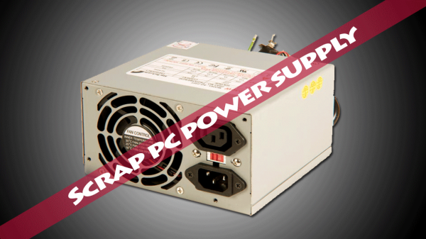 scrap power supply