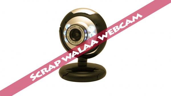 scrap web camera